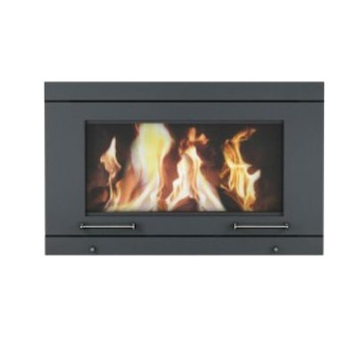 Skantherm Balance Wall Mounted Wood Stove