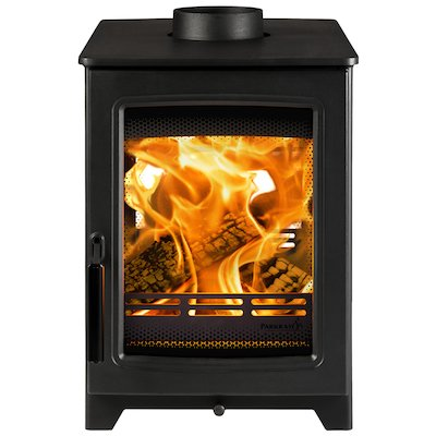 Parkray Aspect 4 Double Sided Wood Stove - Double Depth