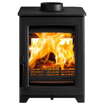 Parkray Aspect 4 Double Sided Wood Stove