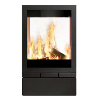 Skantherm Elements 603 Double Sided Wood Stove