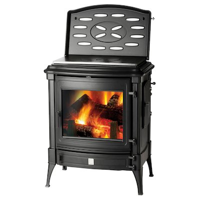 Nestor Martin Stanford 80 Cook Top Multifuel Cooking Stove