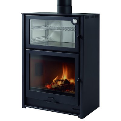 Hergom Laredo Wood Cooking Stove - With Oven