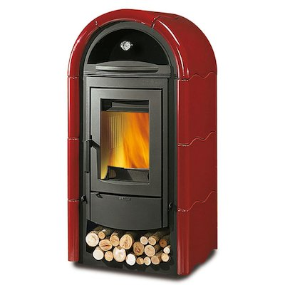 La Nordica Stefany Forno Wood Cooking Stove - With Oven