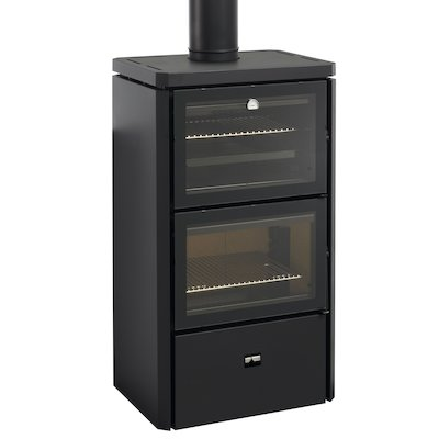 Rocal Hebar Wood Cooking Stove - With Oven