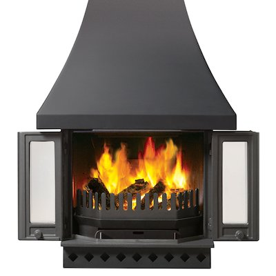 Dovre 1800 Multifuel Fireplace