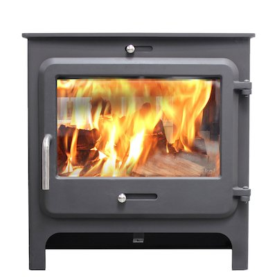 Ekol Clarity Vision Wide Multifuel Stove