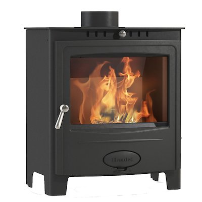 Hamlet Solution 5 Wide Multifuel Stove