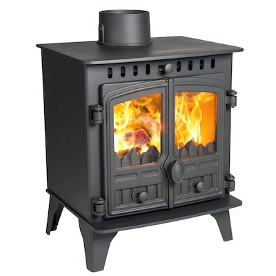 Hunter Herald 4 Multifuel Stove