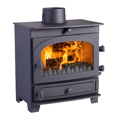 Hunter Kestrel 5 Multifuel Stove