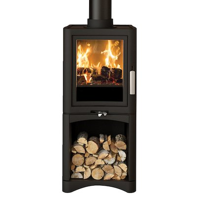 Broseley Evolution 5 Logstore Multifuel Stove