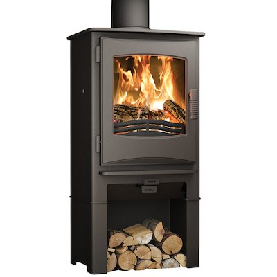 Broseley Evolution Desire/Ignite 5 Logstore Multifuel Stove