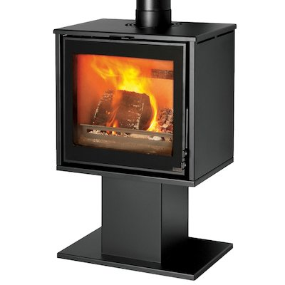 Pevex Serenity 50 Pedestal Multifuel Stove
