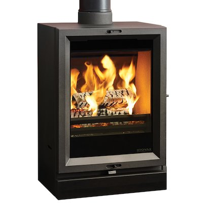 Stovax View 5 Tall Multifuel Stove