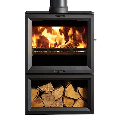 Stovax View 8 Midline Multifuel Stove