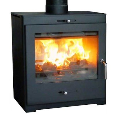 Pevex Bohemia X60 Cube Double Sided Multifuel Stove