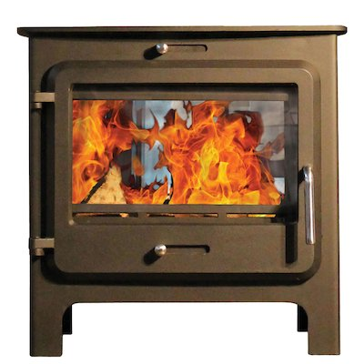 Ekol Clarity 12 Double Sided Multifuel Stove