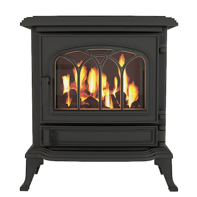 Broseley Canterbury Conventional Flue Gas Stove