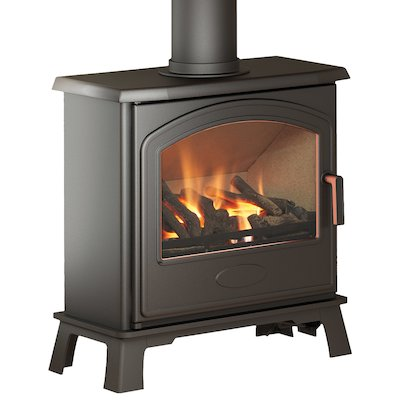 Broseley Hereford 7 Conventional Flue Gas Stove