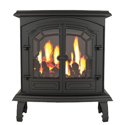 Broseley Lincoln Conventional Flue Gas Stove