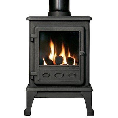 Gallery Firefox 5 Conventional Flue Gas Stove