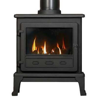 Gallery Firefox 8 Conventional Flue Gas Stove