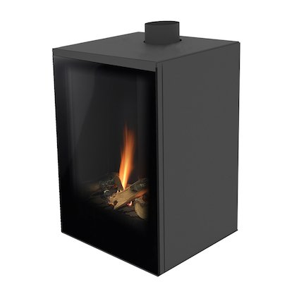 Planika Versal 400 Conventional Flue Gas Stove