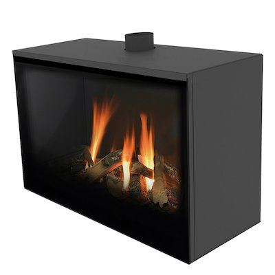 Planika Versal 600 Conventional Flue Gas Stove