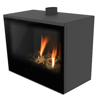 Planika Versal 750 Conventional Flue Gas Stove