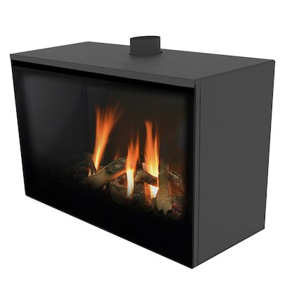 Planika Versal 900 Conventional Flue Gas Stove