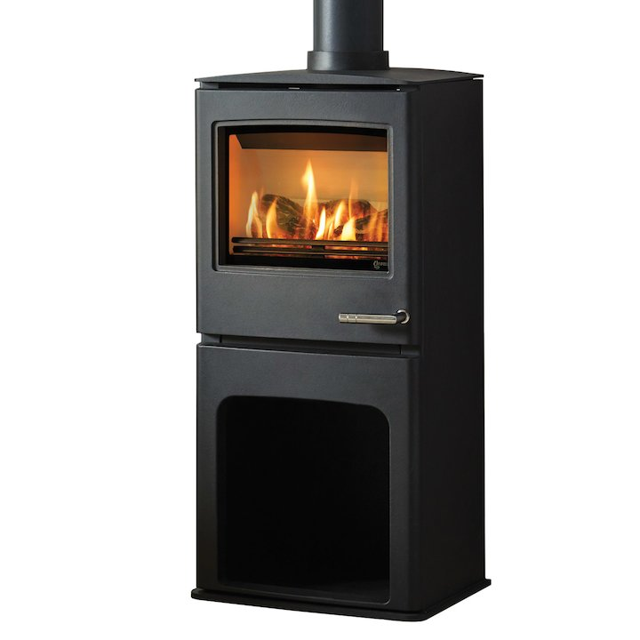 Yeoman CL5 Highline Conventional Flue Gas Stove - Anthracite