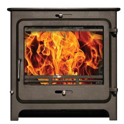 Ekol Clarity 30 Multifuel Boiler Stove