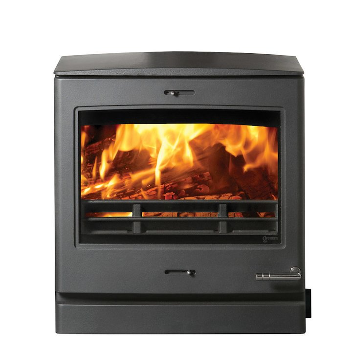 Yeoman CL8HB Multifuel Boiler Stove