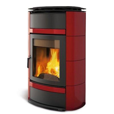 La Nordica Norma S Idro DSA Wood Boiler Stove