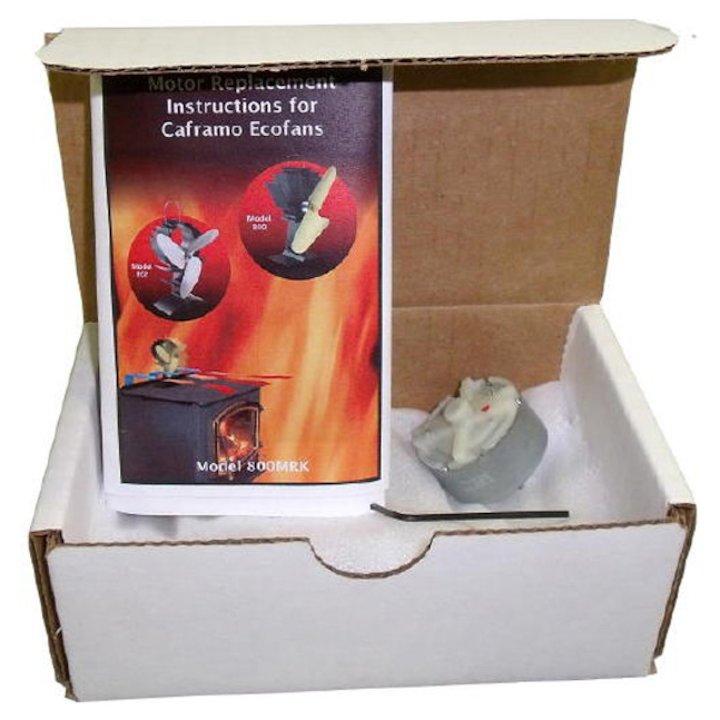Caframo Motor Replacement Kit - Black