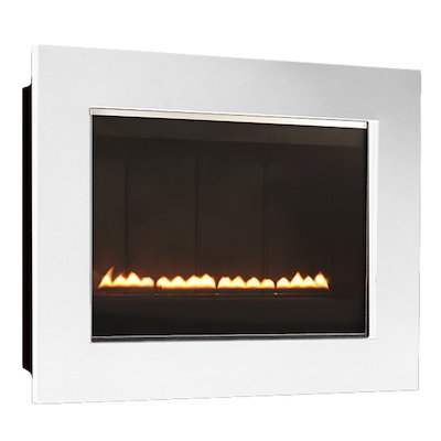 EkoFires 5050 Flueless Wall Mounted Gas Fire