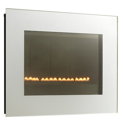 EkoFires 5060 Flueless Wall Mounted Gas Fire