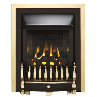 Valor Blenheim Homeflame HE Conventional Flue Inset Gas Fire