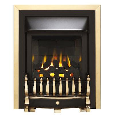 Valor Blenheim Homeflame HE Conventional Flue Inset Gas Fire