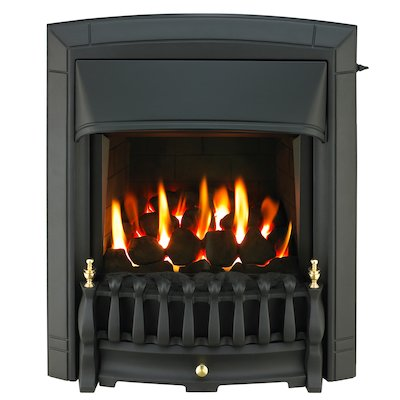 Valor Dream Homeflame HE Conventional Flue Inset Gas Fire
