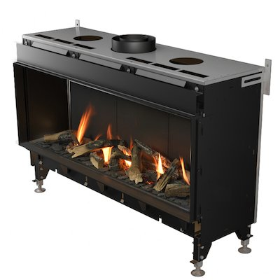 Planika Valentino 1300 Balanced Flue Gas Fire