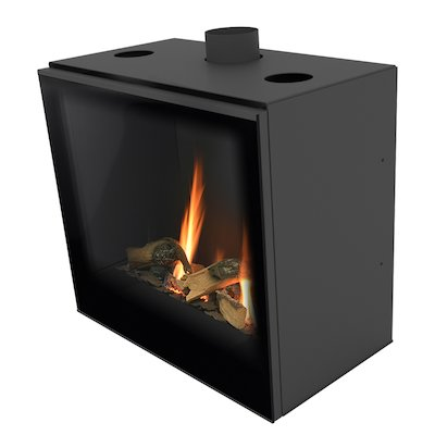 Planika Versal 600 Conventional Flue Gas Fire