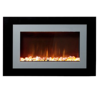 Burley Ayston Wall Mounted Electric Fire