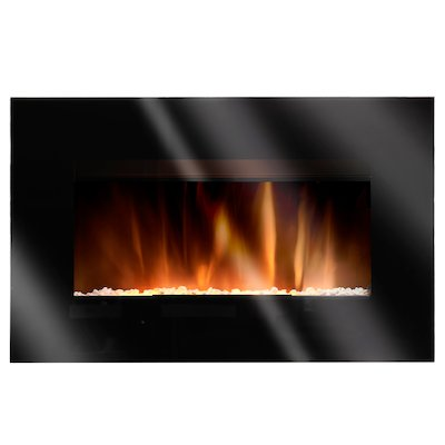 Burley Langham Wall Mounted Electric Fire