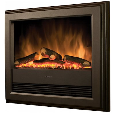 Dimplex Bach Optiflame Wall Mounted Electric Fire