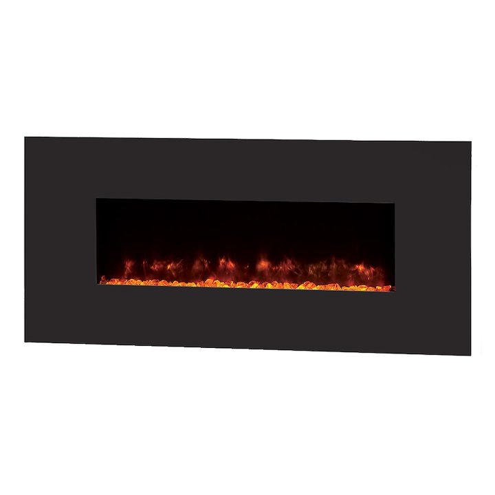 Gazco Radiance 100w Wall Mounted Electric Fire - Graphite