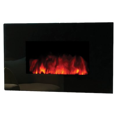 Gazco Studio 1 Glass Wall Mounted Electric Fire