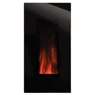 Gazco Studio 22 Glass Wall Mounted Electric Fire