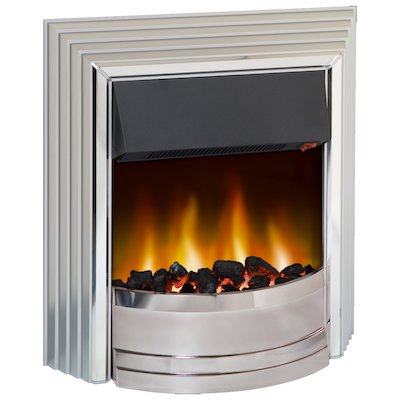 Dimplex Castillo Optiflame Electric Outset Fire