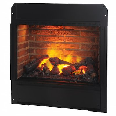 Dimplex Chassis 600 Optimyst Built-In Electric Fire - Frontal