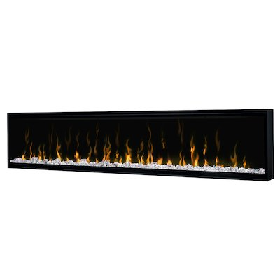 Dimplex Ignite XL 74 Built-In Electric Fire - Frontal
